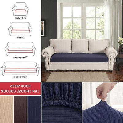1/4 Seats Stretchy Sofa Seat Couch Protector
