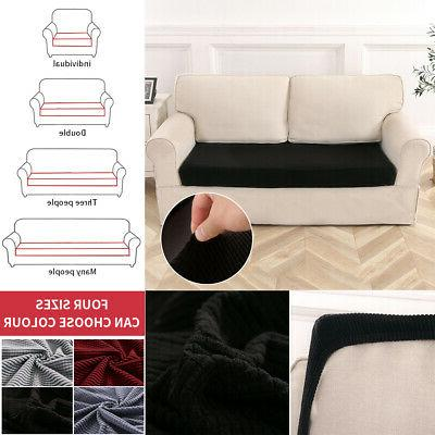 1/4 Seats Stretchy Sofa Cover Couch