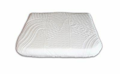100% Natural Cushion with Organic Covering-Medium