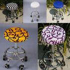 "11""-14"" Home Bar Stool Covers Round Chair Seat Cover Cushion"