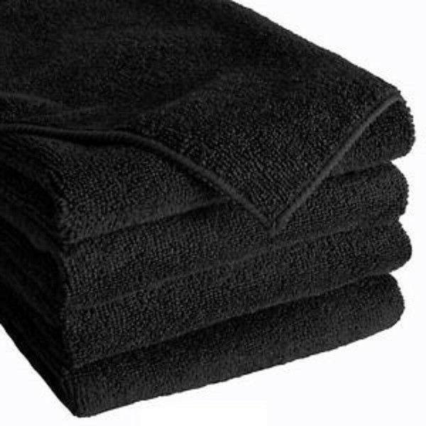 24 microfiber 16x16 cleaning cloths detailing polishing