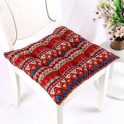 15.8in Soft Chair Cushion Square Office Home