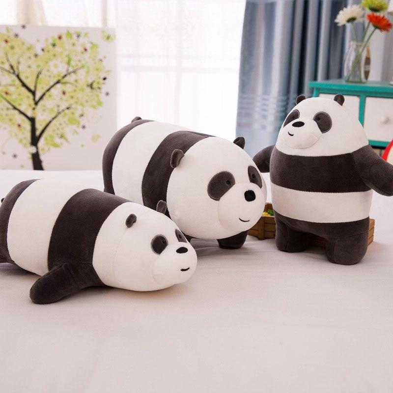 1pcs Us Stuffed <font><b>Cushion</b></font> Bear Toys