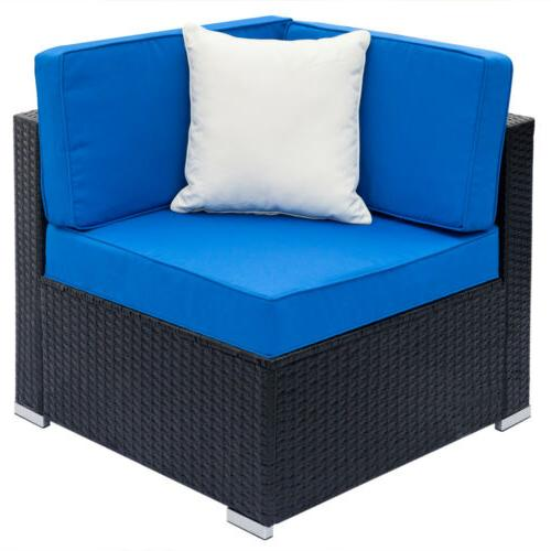 2 PCS Patio Furniture Set with
