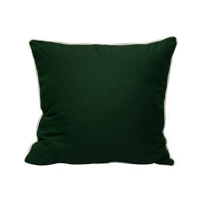 """24"""" x 24"""" x 5"""" Deep Back Rest Pillow Set"""