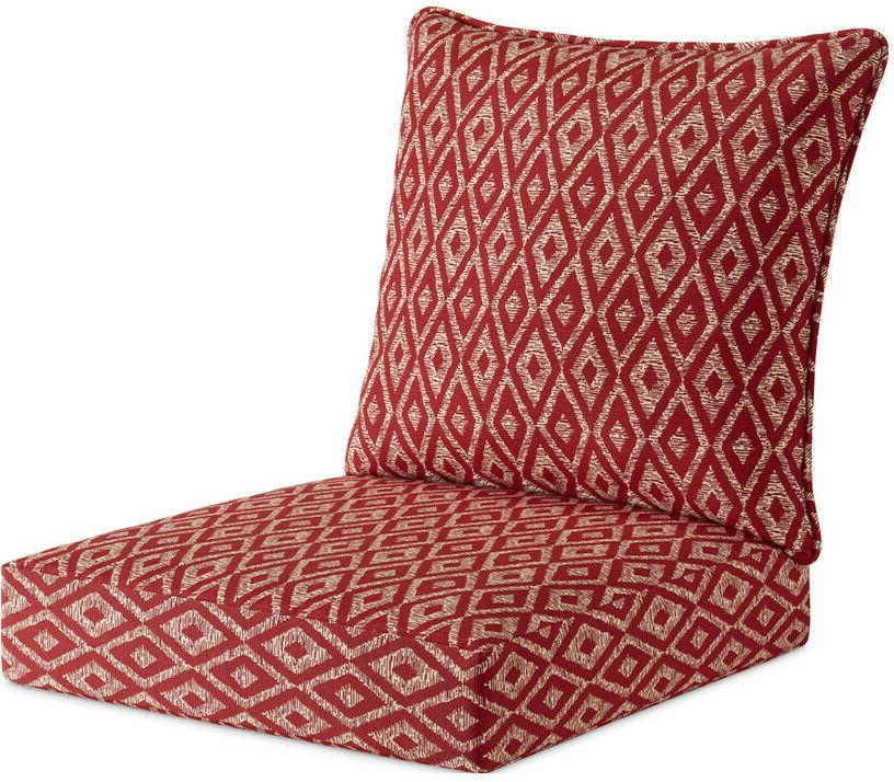 2pc Ruby Seat Chair Deck Furniture