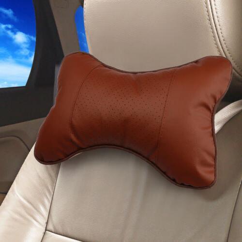 2PCS Seat Neck Cushion Bone Pillow