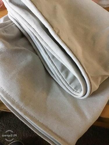 IKEA Ektorp 3Seat Sofa Cushion Slipcover 1 Pc. For 1 Cushion