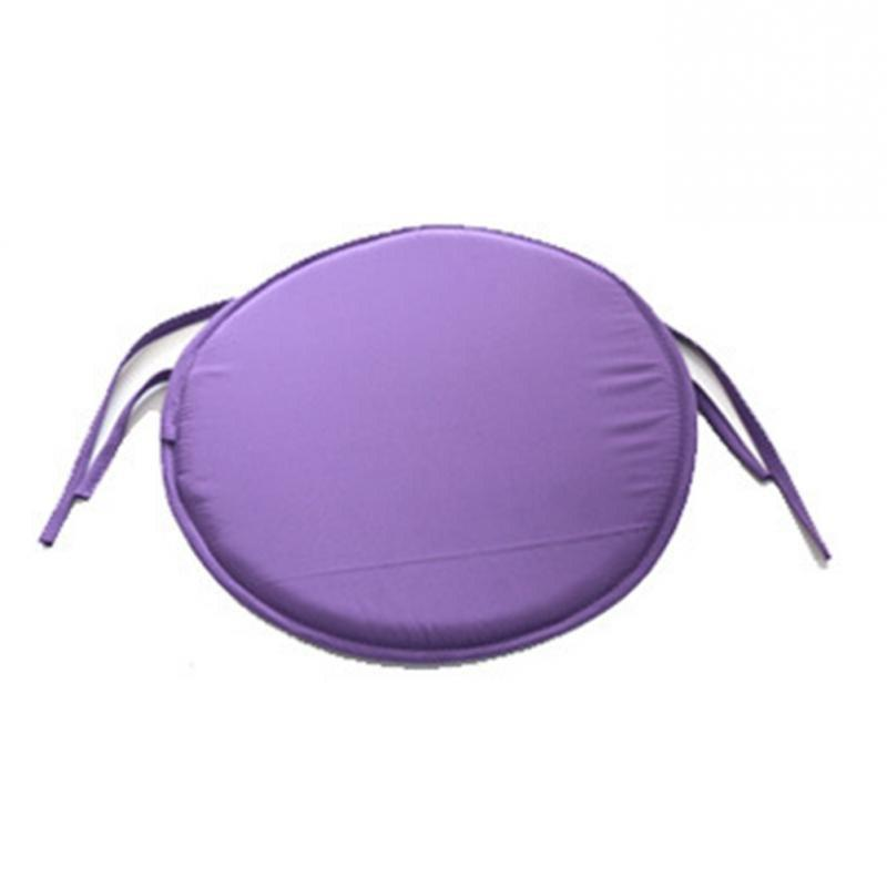38cm x 38cm Simple Style Portable <font><b>Dining</b></font> Garden Home Office Kitchen Pads with Ties