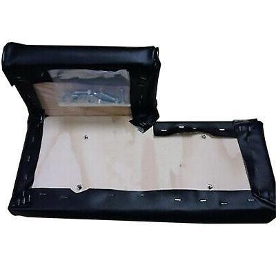 4 piece Seat Cushion Set For John Deere 450D 455D 550 555A 5