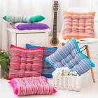 42*42cm Striped Student Office Seat Pad Living Dining Sofa C