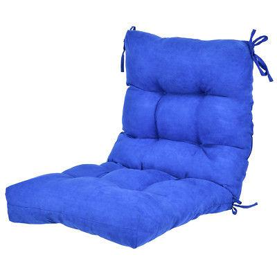 "42"" Seat/Back Cushion Tufted Pillow Indoor Swing Glider Seat"