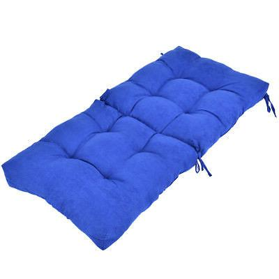 "42"" Seat/Back Cushion Tufted Indoor Swing Seat"