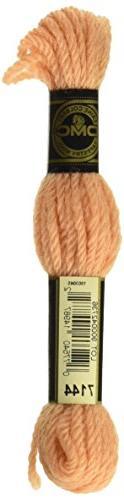 DMC 486-7144 Tapestry and Embroidery Wool, 8.8-Yard, Dark Pe