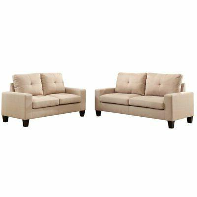 52740 platinum ii sofa loveseat