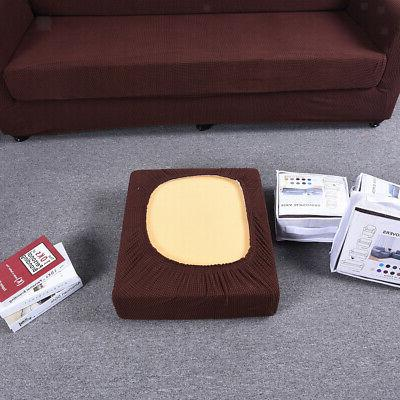 8pcs Soft Stretch Sofa Seat Slipcover Protector Couch Chair