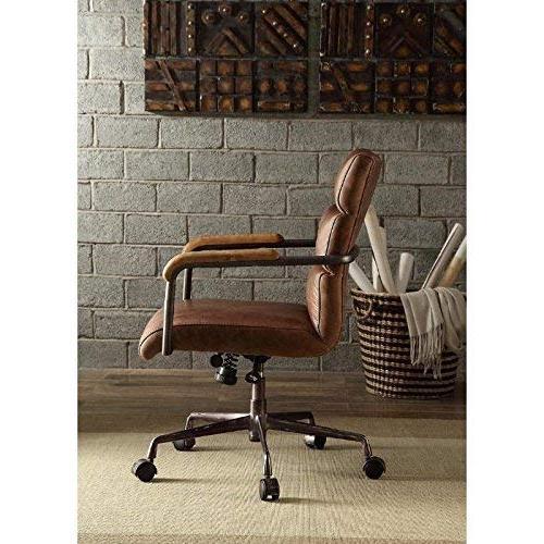 Acme Harith Top Grain Chair
