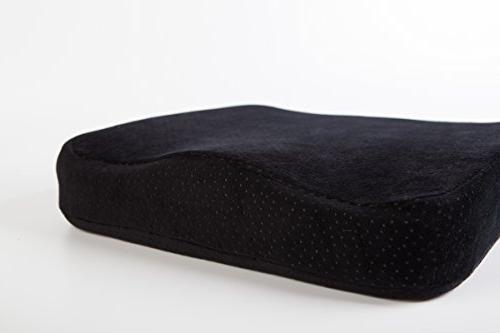AERIS Memory Foam with a Prevent with Machine Plush Cover