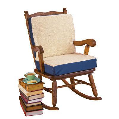 Dual Comfort Orthopedic Gel Support Cushion, Blue