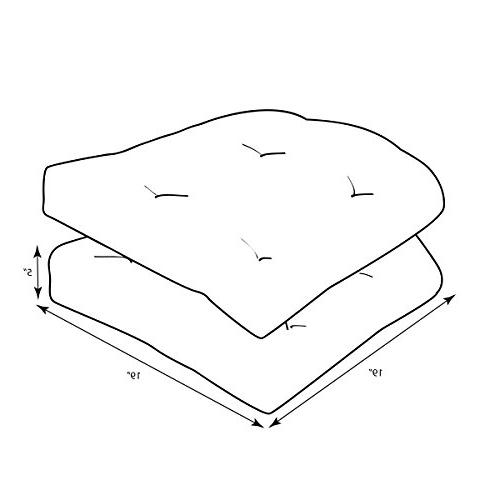 Pillow Solid 2-Pack