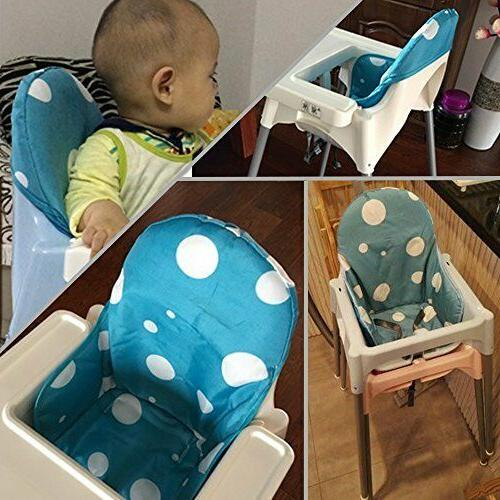 Ikea Antilop Highchair Seat Covers Washable