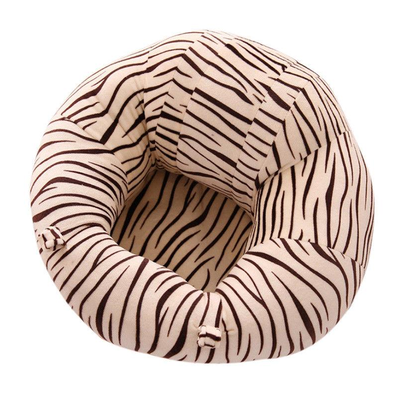 Baby Seat Soft Cotton Cushion Plush