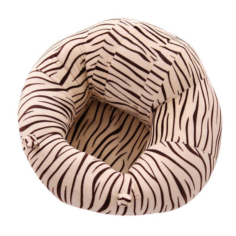 Baby Seat Soft Cotton Cushion Plush