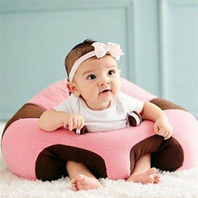 Baby Sofa Seat Soft Cotton Plush Toys Baby