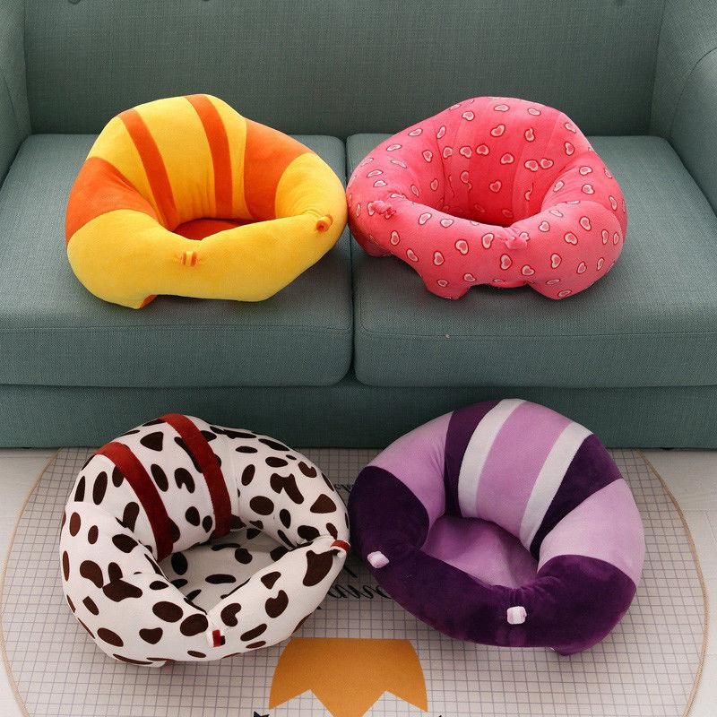 Cotton Pillow Cushion Plush Support