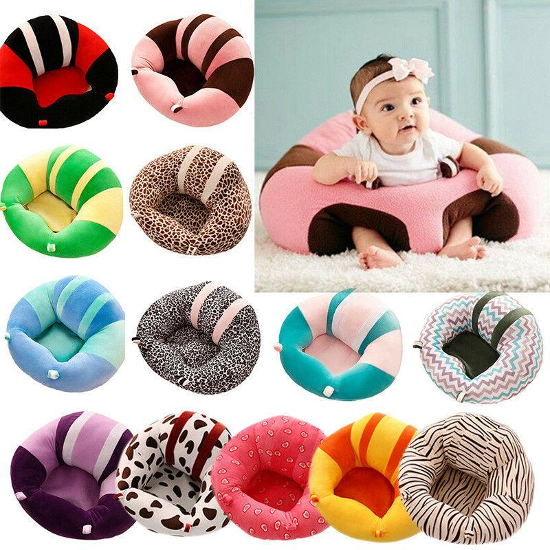 baby sofa seat soft cotton car pillow
