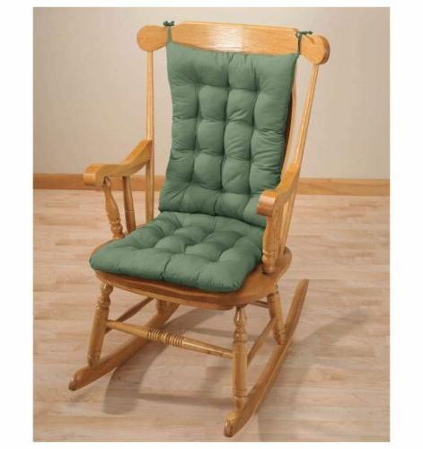 Best Piece Rocking Cushions & Green Cushions