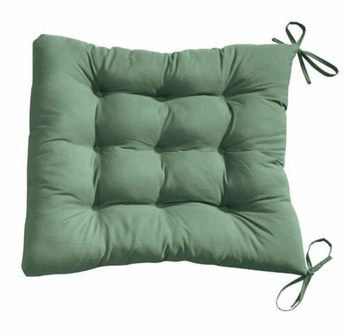 Best Rocking Chair Cushions Seat & Back Green