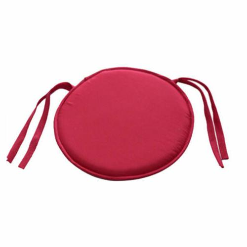 Circle Round Seat Cushions Dining Removable US