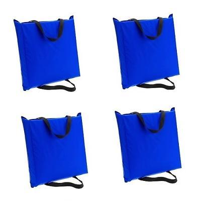 Boat Seat Cushions 4 Pack Throwable Preserver Personal Flota