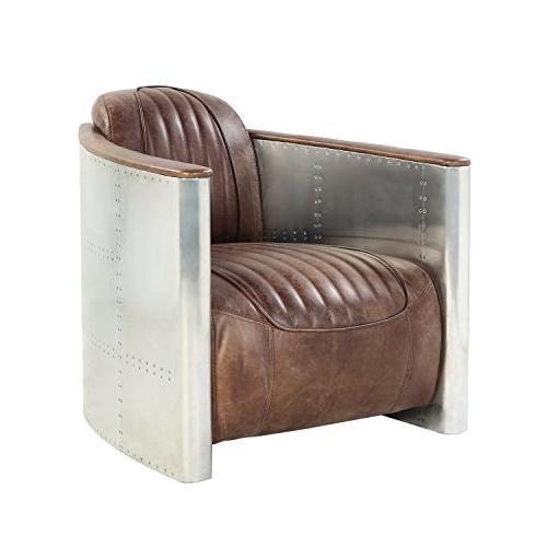 brancaster retro brown grain leather