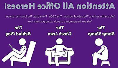 Brand New Purple Seat
