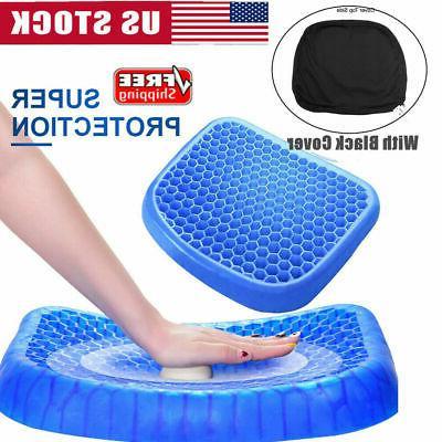 breathable egg gel flex seat cushion sitter