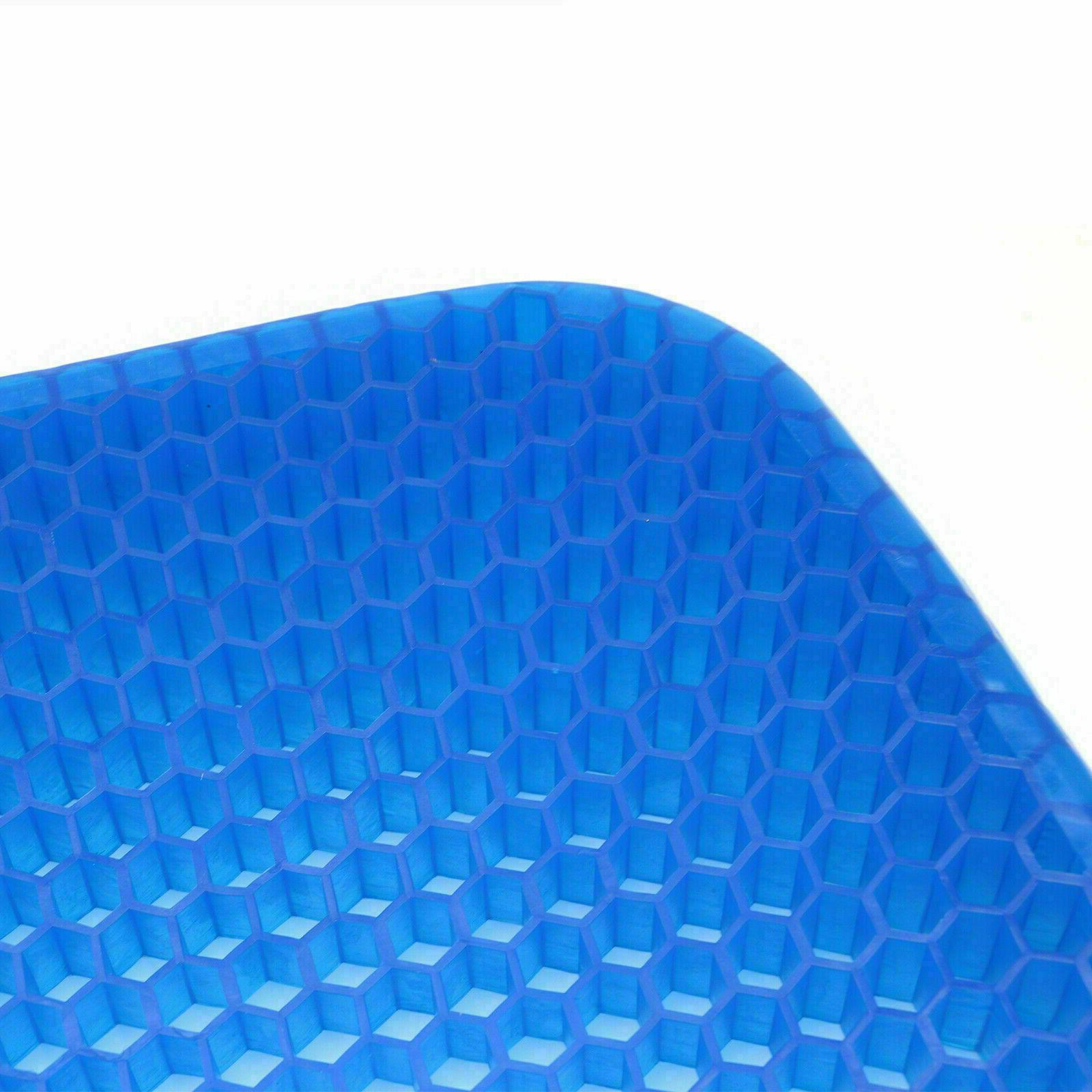 Breathable Egg Gel Seat Sitter Back Support