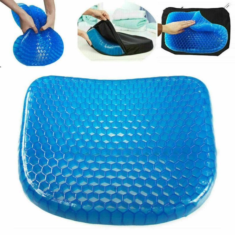 Breathable Egg Gel Flexing Cushion Back Pad US