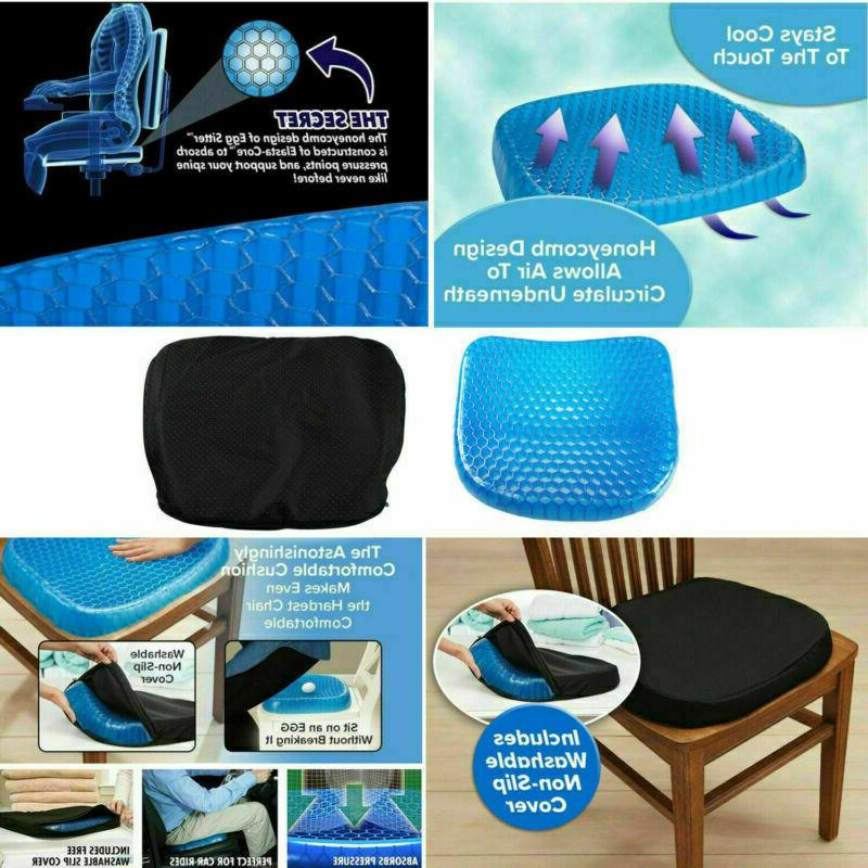 Breathable Egg Flexing Seat Back Chair US