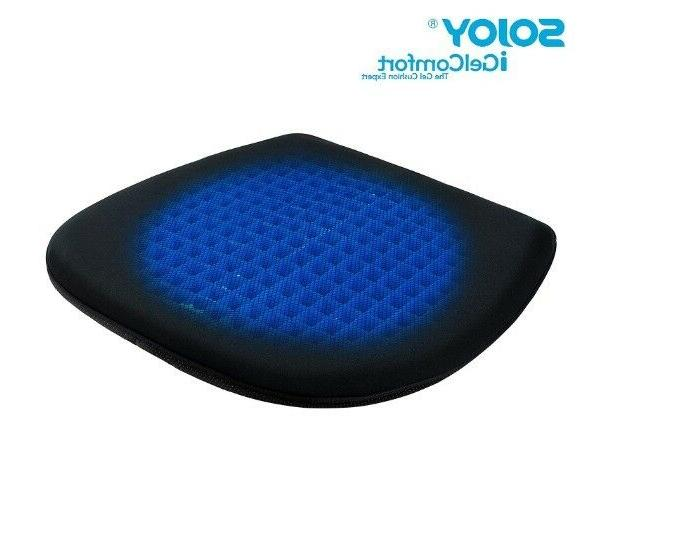 breathable gel seat cushion