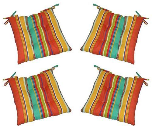 bright colorful stripe universal tufted