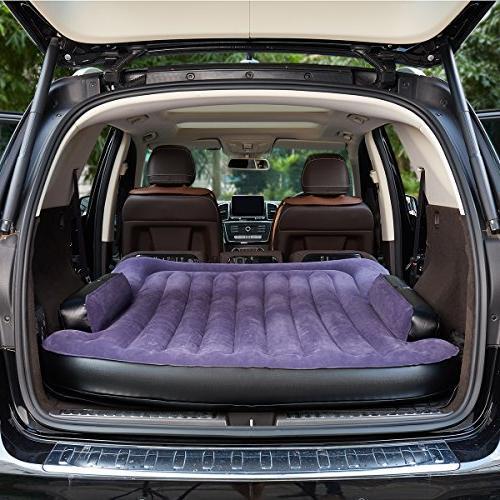 car mobile cushion air bed