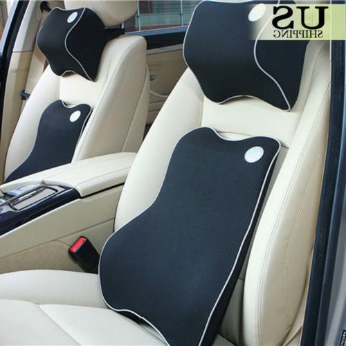 Car Cushion Memory Foam Breathable