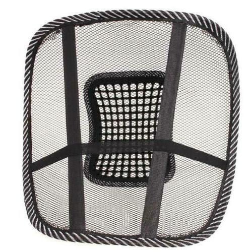 Car Seat Chair Mesh Pad