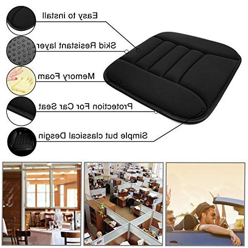YSLYGHY Seat Pad Office Memory Foam Seat