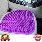 Car Seat Gel Cushion Pad Office Chair Truck Driver Anti Slip