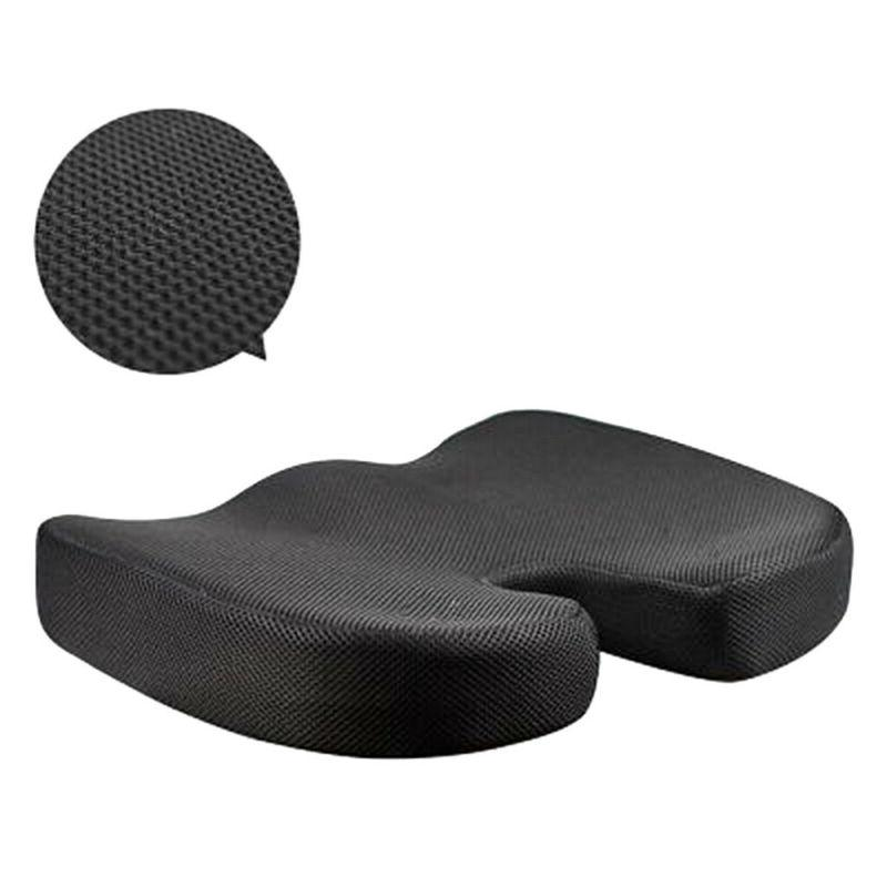 Car Pillow Memory Foam Pad Chair Coccyx Cushion Orthopedic