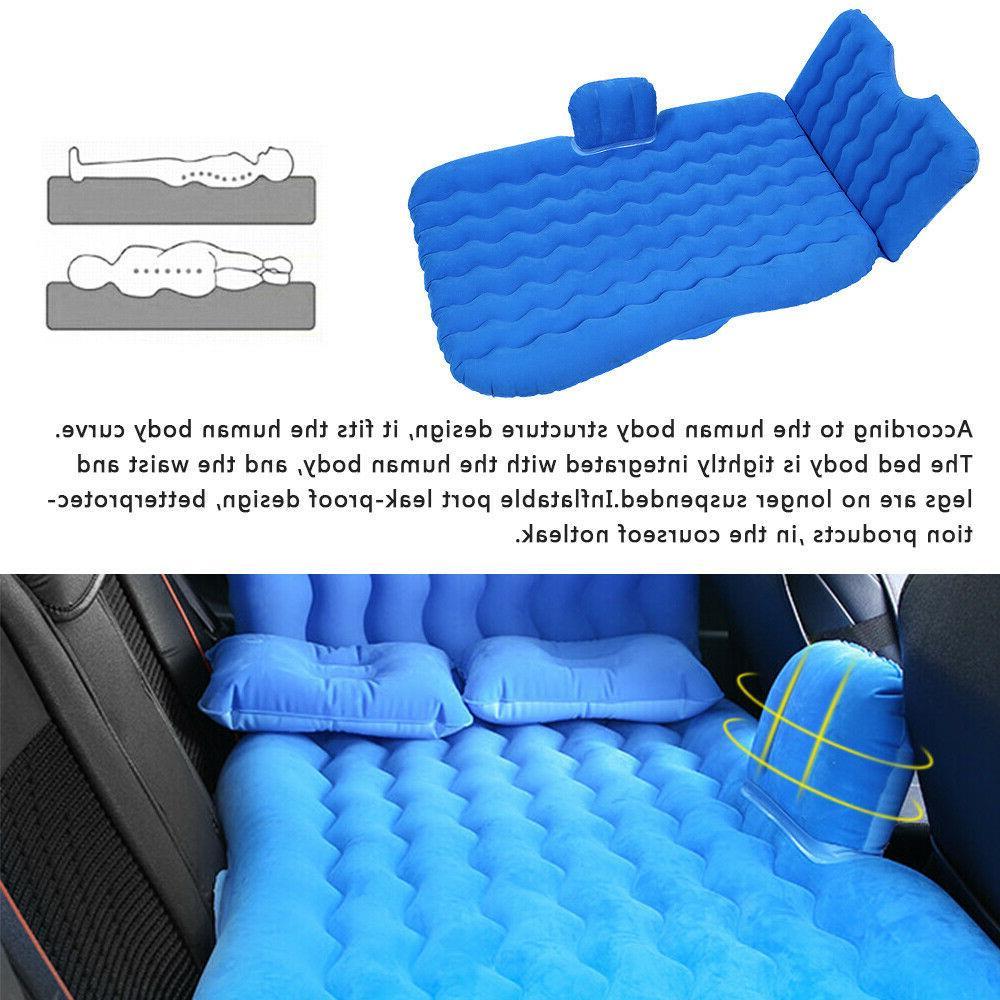 Car Air Mattress Back Bed