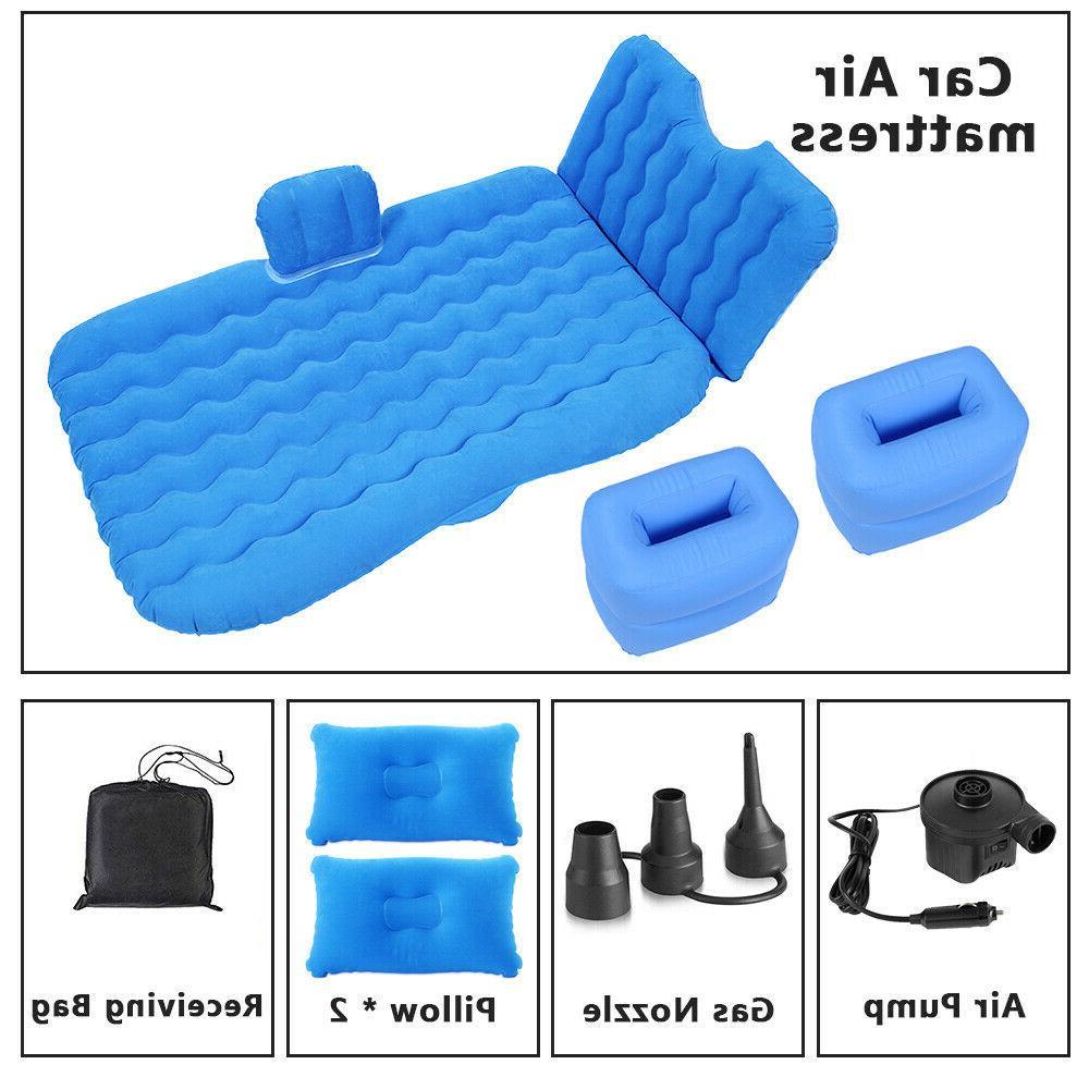 Car Travel Mattress Cushion Back Seat Bed